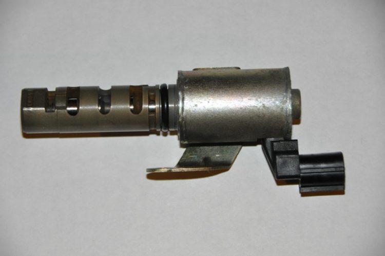 Демонтированный клапан